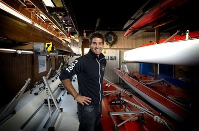 "The difficult times have given Peter Berg a new perspective to the sport. ""I'm enjoying the training session more now, because I know how fragile life is. For me a  two hours session on the rowing machine is not a burden, it´s a privilege,"" he says"