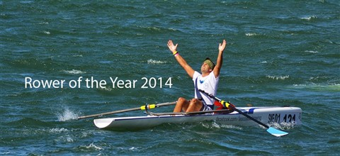 "The other day I got a mail from the Swedish Federation that I have been awarded: ""Rower of the Year for 2014"". Normally I´m not a big fan of awards and/or list of best athletes, because honestly I think it´s impossible to compare and in most cases seems to turn out more of a popularity contest. But nevertheless, I see it as a great honor and I take it as the federation appreciated the win at the World Rowing Coastal Championship. Thank for those who nominated me and voted for me."